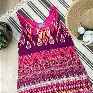 ATHLETA  summer midi dress